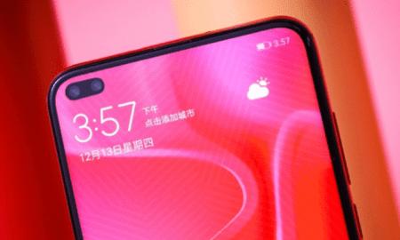 Huawei Nova 6 5G geekbench