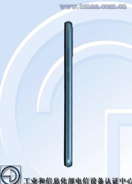 Honor phone MOA-AL00 side