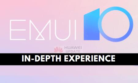 Huawei EMUI 10 in-depth experience
