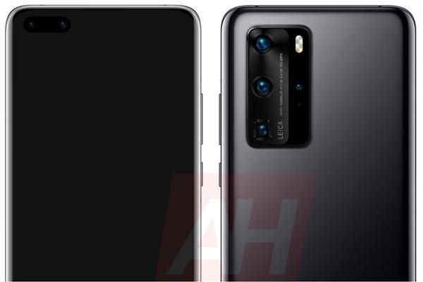 Huawei P40 Pro Renders- 1