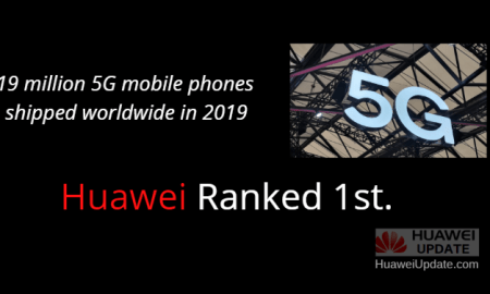 Huawei holds 37%