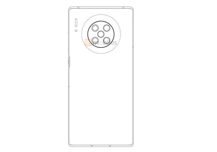 huawei x 5 camera patent image