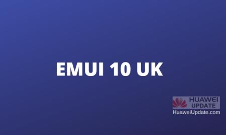 EMUI 10 UK