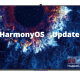 HarmonyOS first Update
