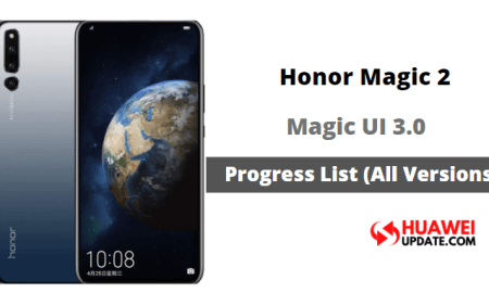 Honor Magic 2 Magic UI 3.0