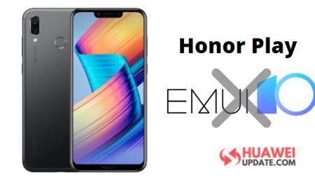 Honor Play emui 10