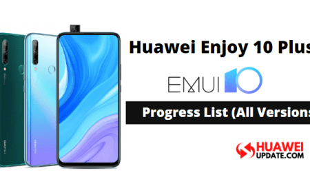 Huawei Enjoy 10 Plus EMUI 10