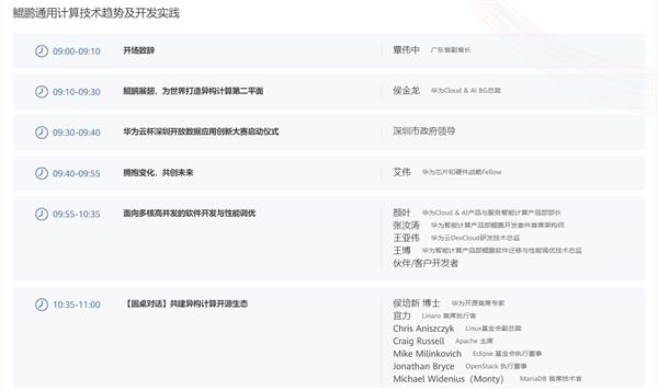 Huawei HDC March 2020