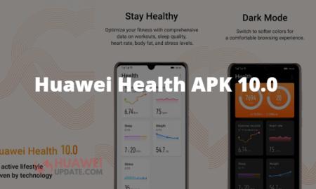 Huawei Health APK 10.0