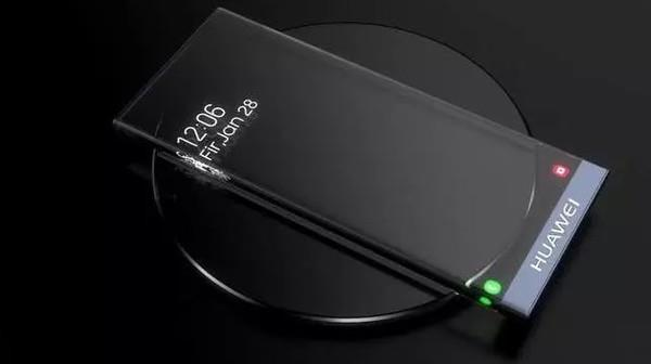 Huawei Mate 40 Concept transparent-1