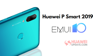 Huawei P Smart 2019 EMUI 10 update