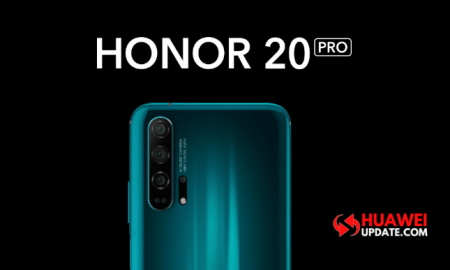 Honor 20 Pro Update