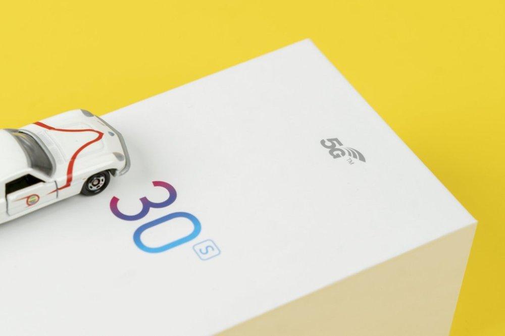 Honor 30S retail box-3