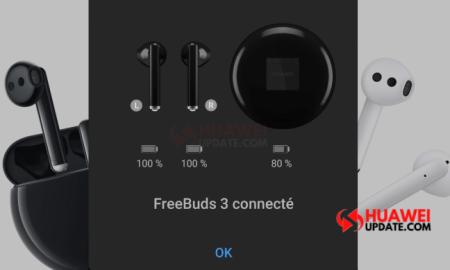 Huawei FreeBuds 3 Update