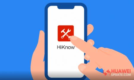 Huawei HiKnow App Apk