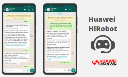 Huawei HiRobot