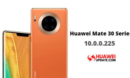 Huawei Mate 30 Series EMUI 10