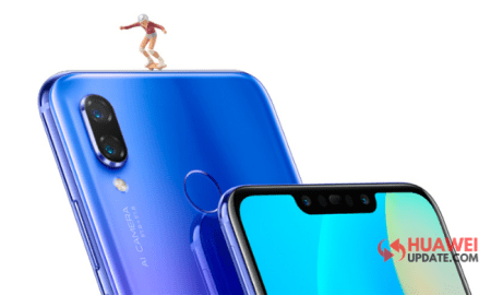 Huawei Nova 3 and Nova 3e