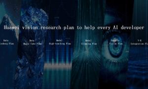 Huawei Vision Plan