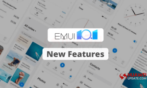 EMUI 10.1 New Features