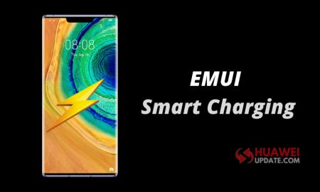 EMUI smart charge
