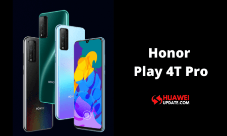 Honor Play 4T Pro new