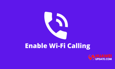 How to enable Wi-Fi calling