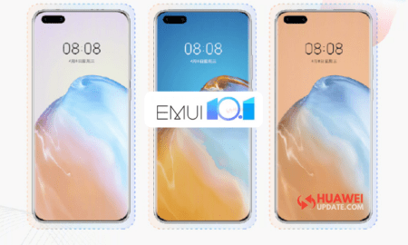 A Picture to understand Huawei EMUI 10.1