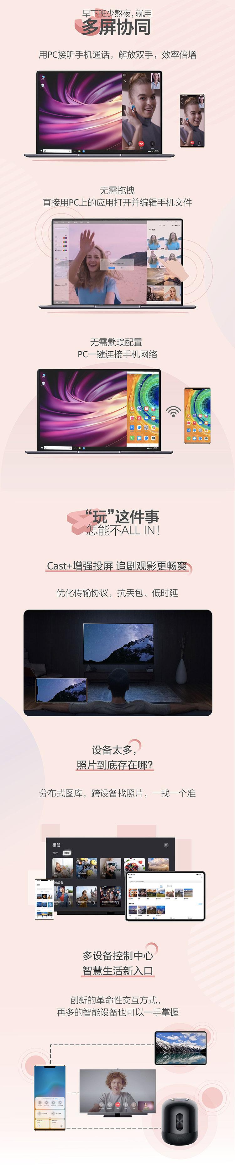Huawei Mate 30 series EMUI 10.1