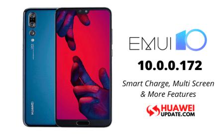 Huawei P20 series 10.0.0.172