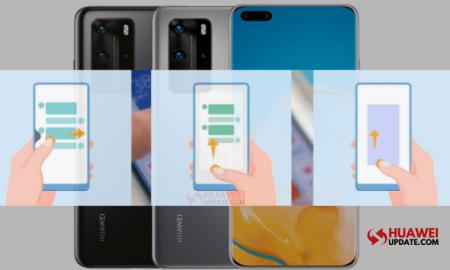 Huawei P40 Pro Gesture Navigation In-Depth Analysis