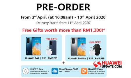 Huawei P40 Series Malaysia