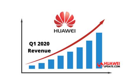 Huawei revenue rises in Q1 2020