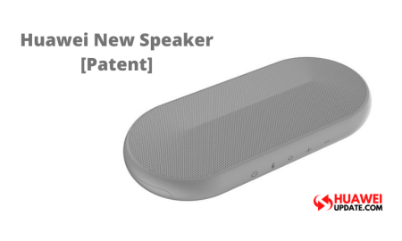 Interesting Speaker Design Huawei