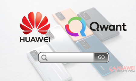 Qwant Huawei Europe Search Engine