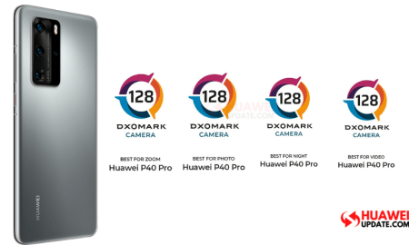 DXOMARK best camera list Huawei P40 Pro ruled in top 4 categories