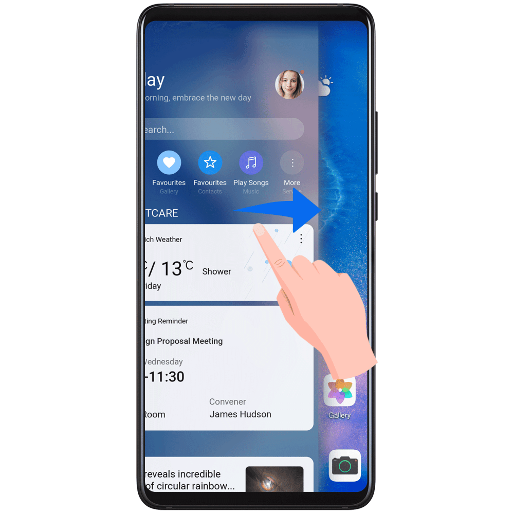 EMUI 10.1 HUAWEI Assistant