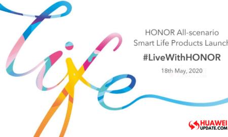 HONOR All Scenario Smart Life Product launch