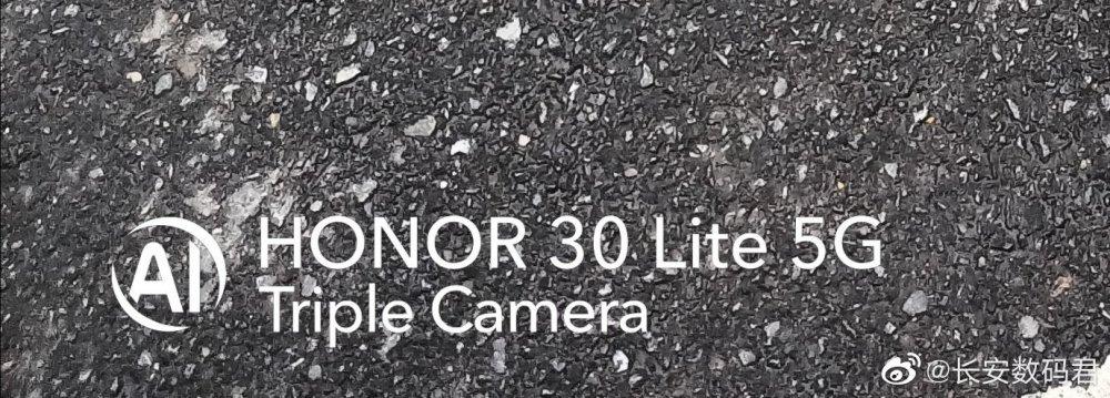 Honor 30 Lite 5G Triple Camera