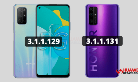 Honor 30S v3.1.1.129 and Honor 30 v3.1.1.131 update