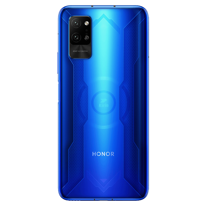 Honor Play 4 Pro Blue Front