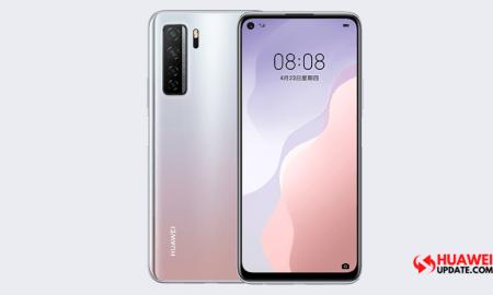 Huawei Nova 7 SE update