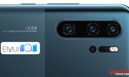 Huawei P30 Series Stable EMUI 10.1 update