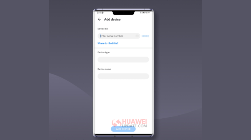 Huawei Support App Device Center-4