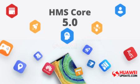 HMS Core 5.0