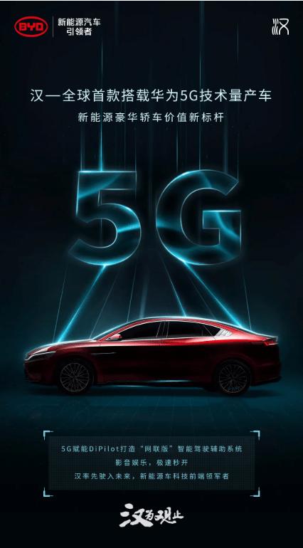 Han 5G Car