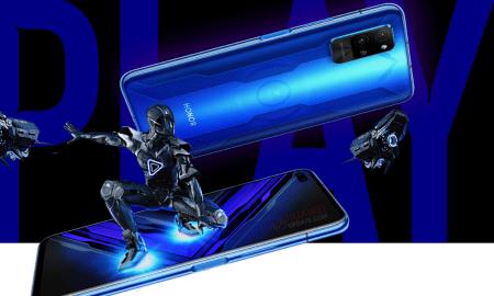 Honor Play 4 Pro 5G IR Temperature Sensor