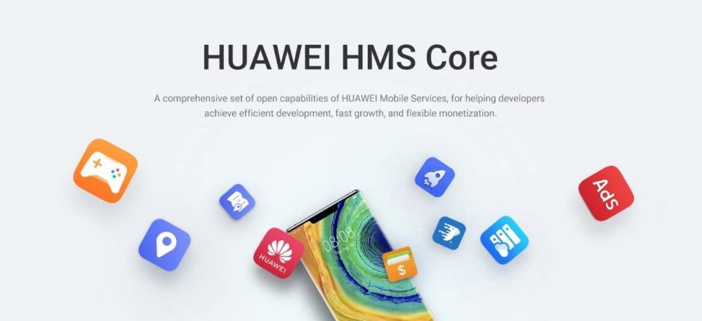 Huawei Mobile Services HMS Core