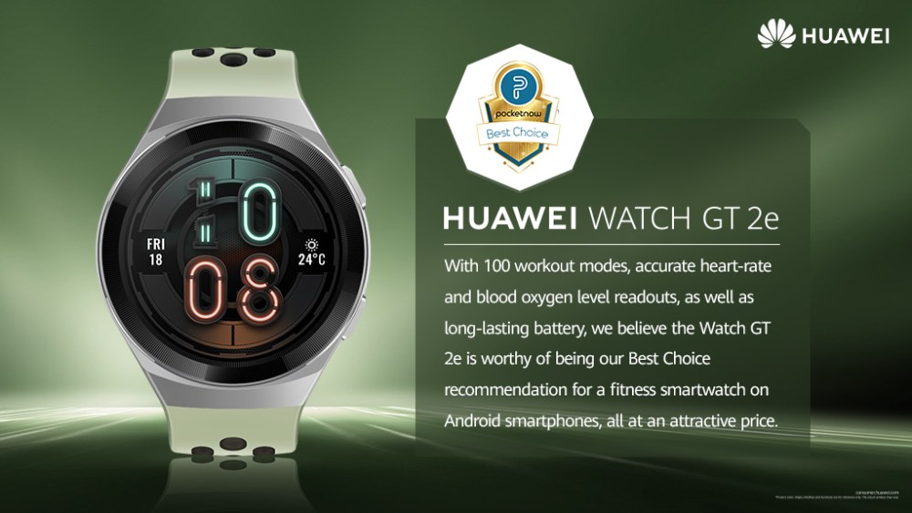 Huawei Watch GT 2e Review - PocketNow