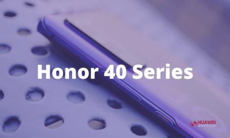 Honor 40 Series